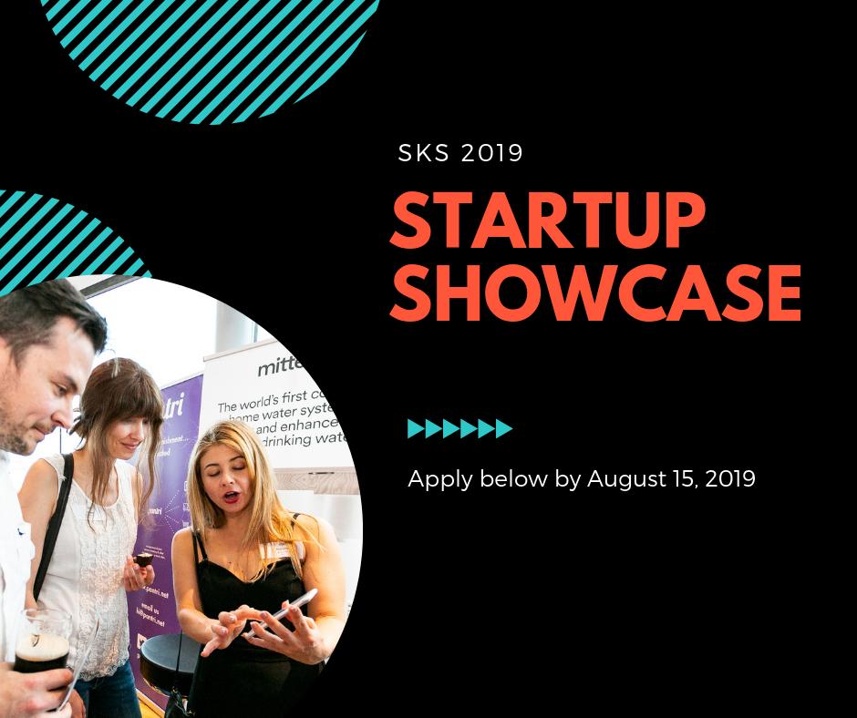 Startup Landing Page 2019 — SKS 2019