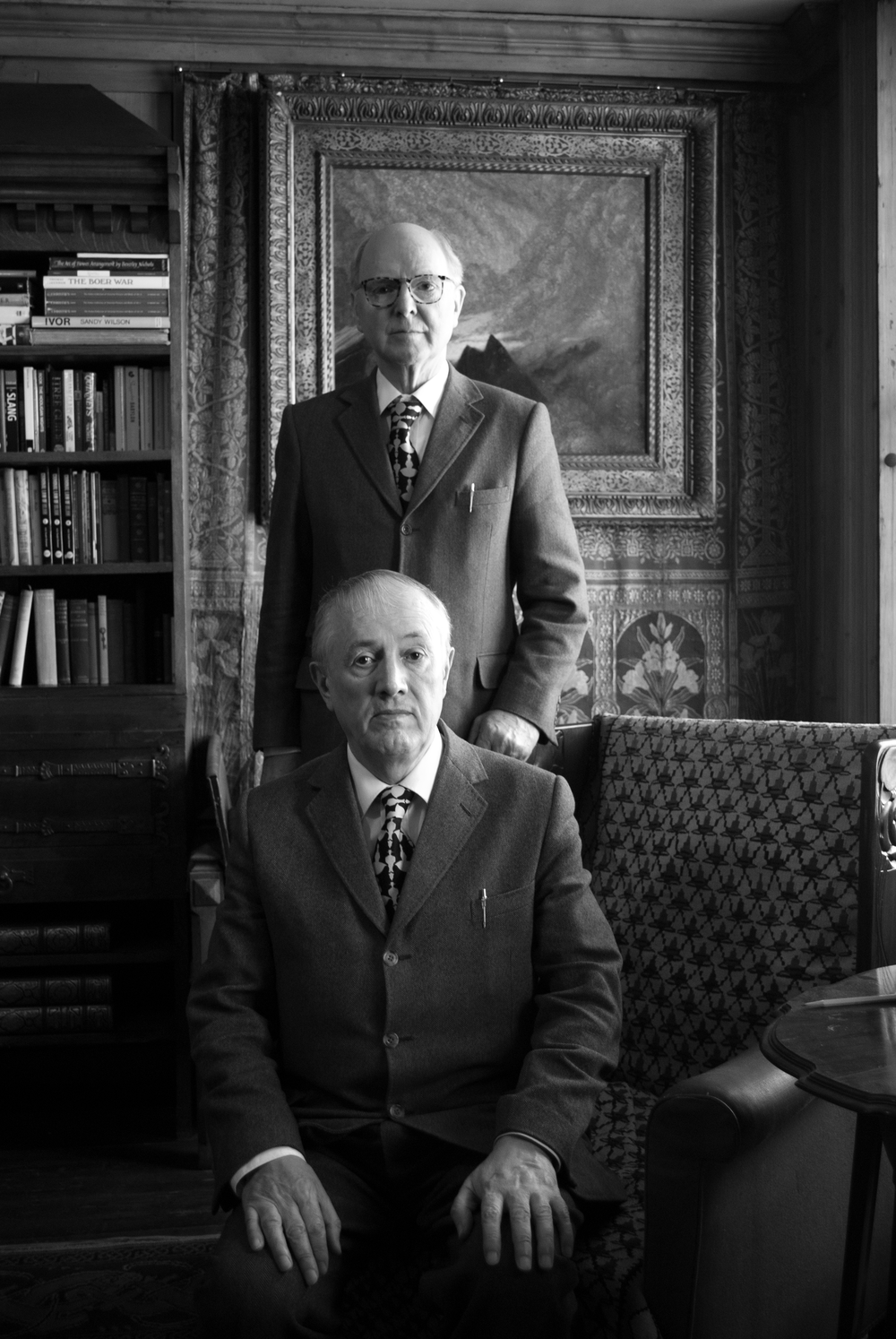 Gilbert and George, 2011