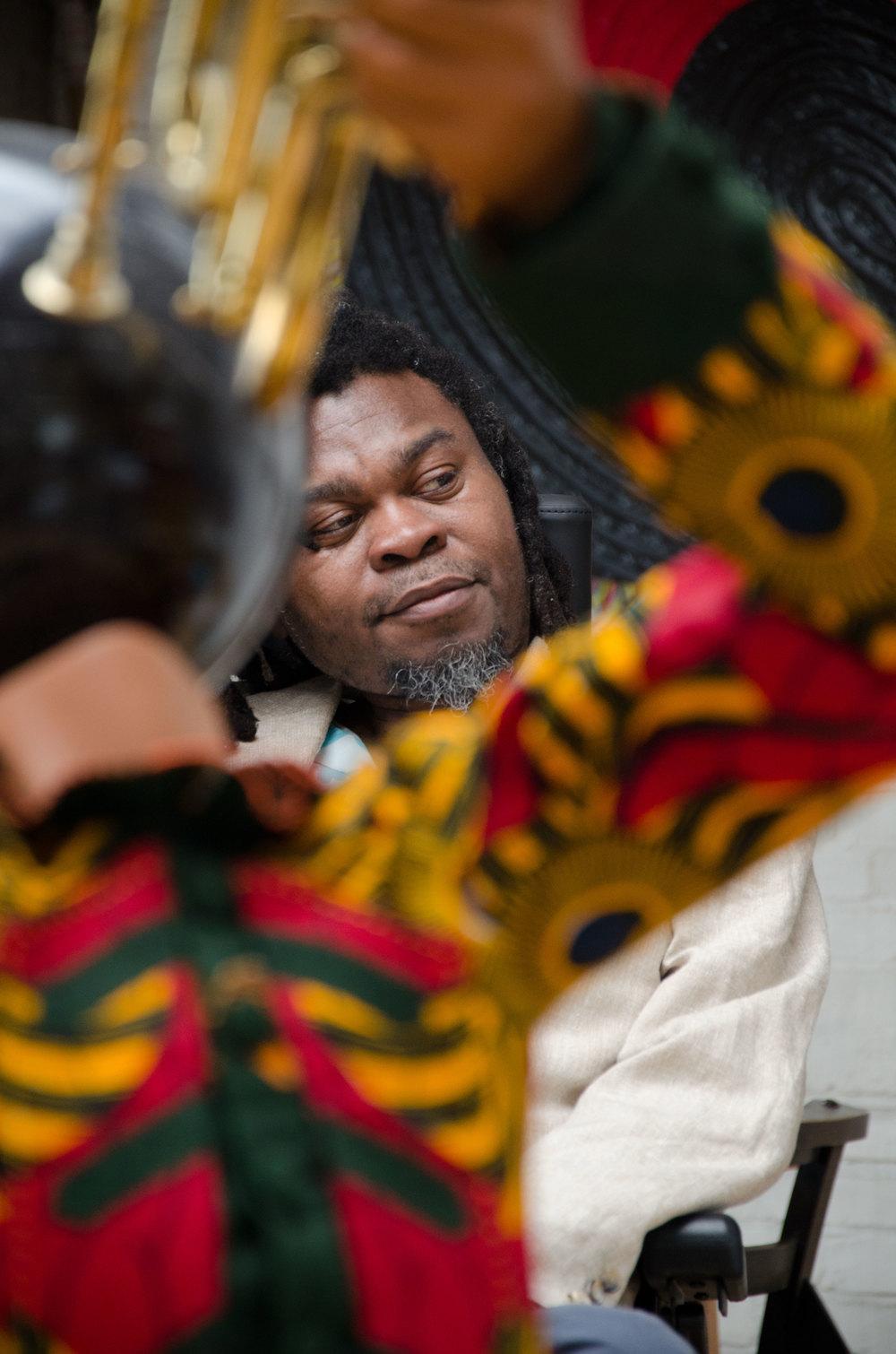 Yinka Shonibare MBE, 2013