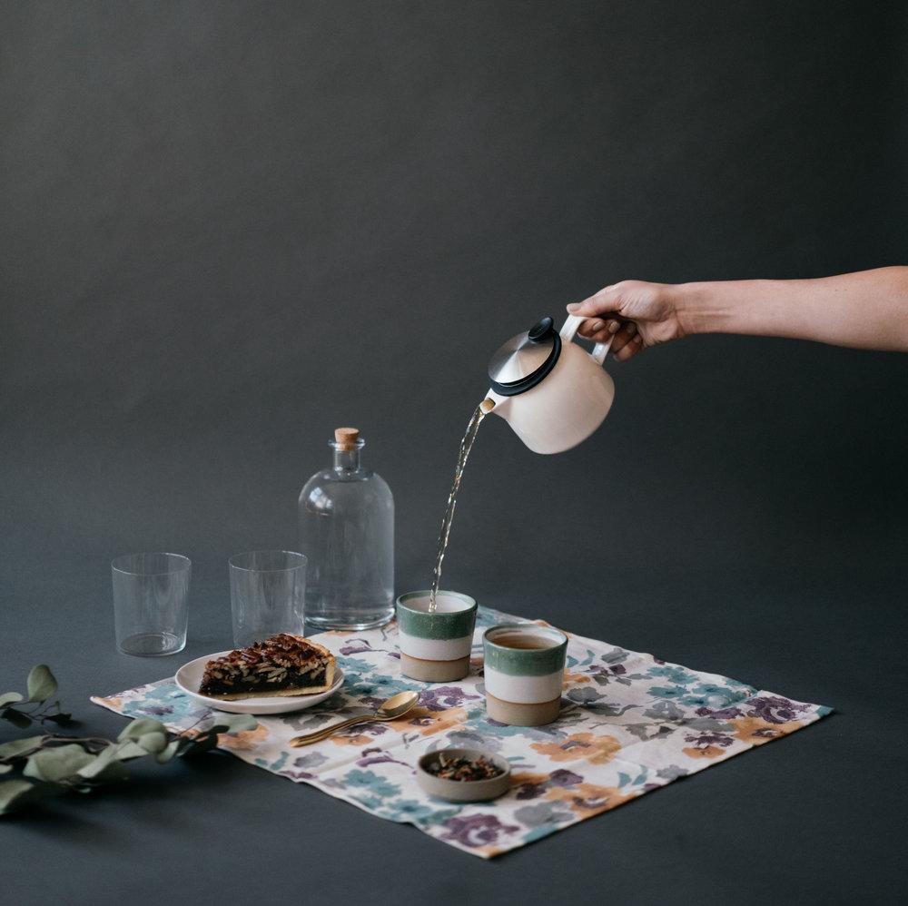 Field Guide Art Of Tea Styled