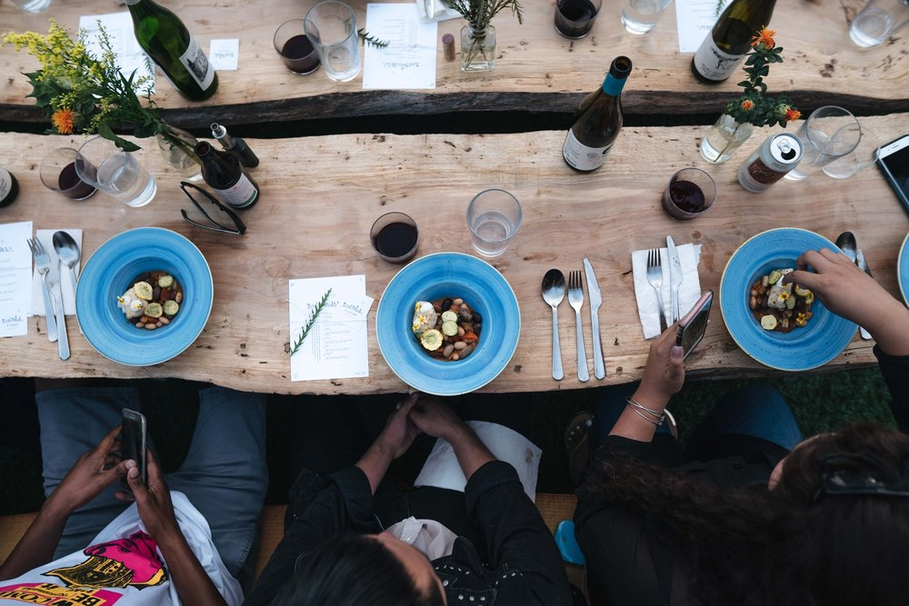 summer fare rooftop supper club field guide
