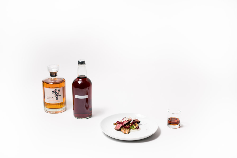 Cosecha x Suntory @ Bar 3 Piece Chefs Plates-10.jpg