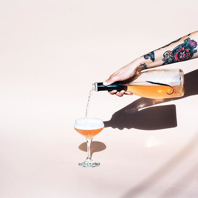 Sometimes the best things are the most simple. Like this rosé from our friends at 278. Or, like our new social content package.  Every month, get 40+ photos like this to show off your brand, product, or space. We'll also handle all your social. Simple.  See the details and book your package via link in bio. 🥂