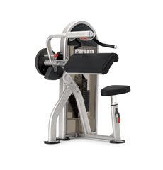 Selectorized Strength Circuits Dual Stations Star Trac Instinct Biceps