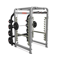 Commercial Strength Plate Loaded Circuits Star Trac MaxRack