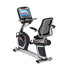 Commercial Cardio Star Trac ERBxe Recumbent Bike