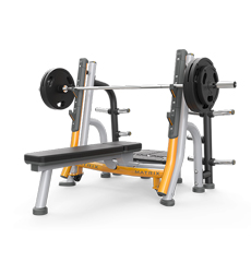 Free Weights Olympic Benches Matrix Breaker Bench