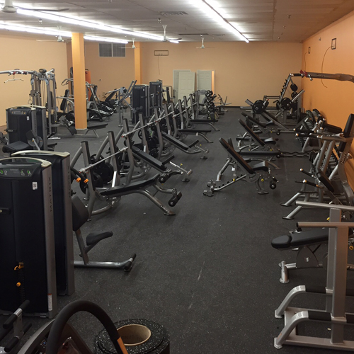 Edge Fitness Club (Owensboro, KY)