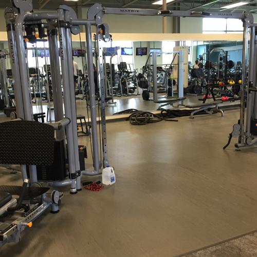 Muskingum Recreation Center (Zanesville, OH)