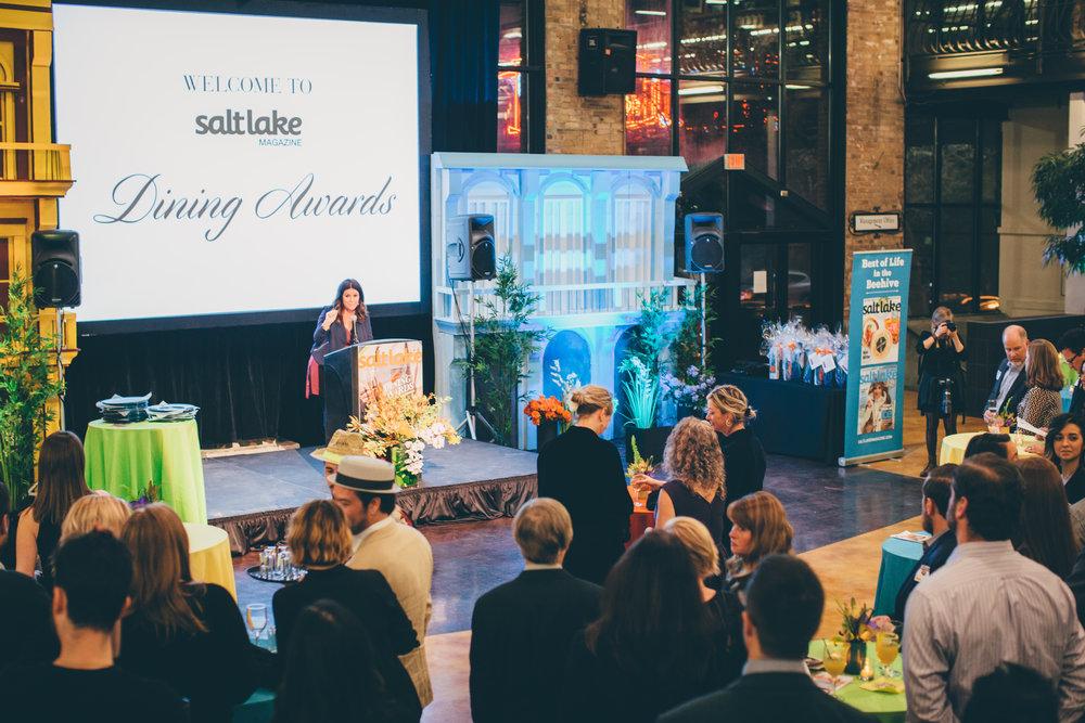 Salt Lake Dining Awards