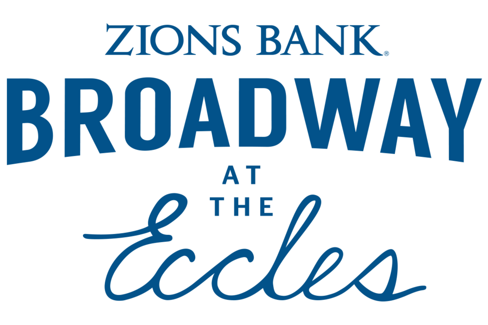 Broadway at the Eccles logo