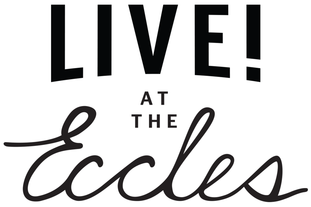 Live at the Eccles Logo