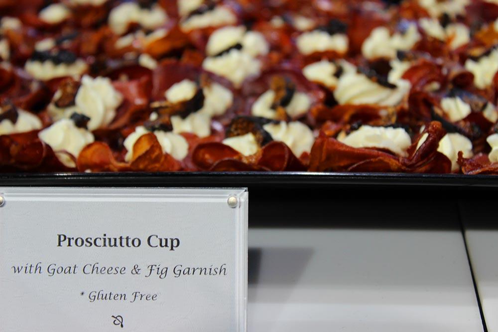 Prosciutto Cups