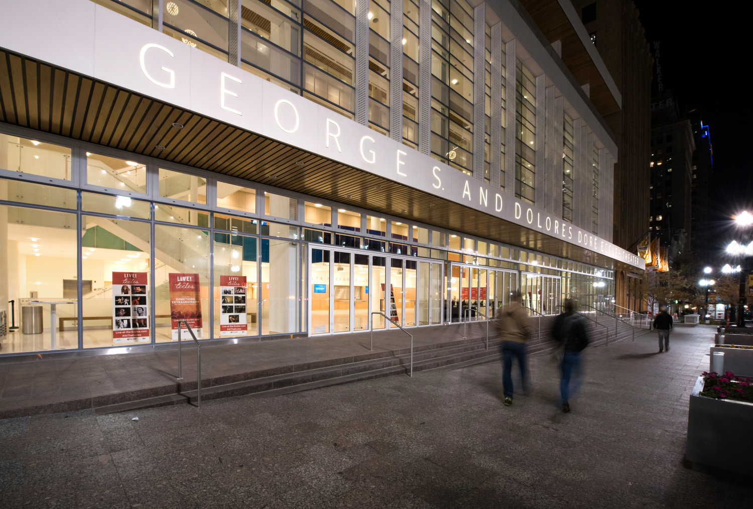 private events at eccles theater