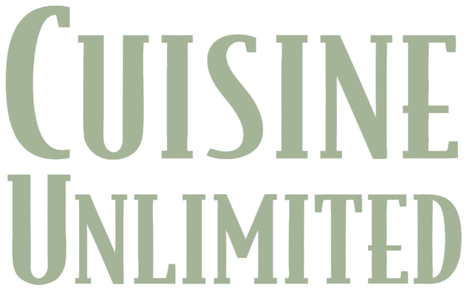 cuisine unlimited catering special events