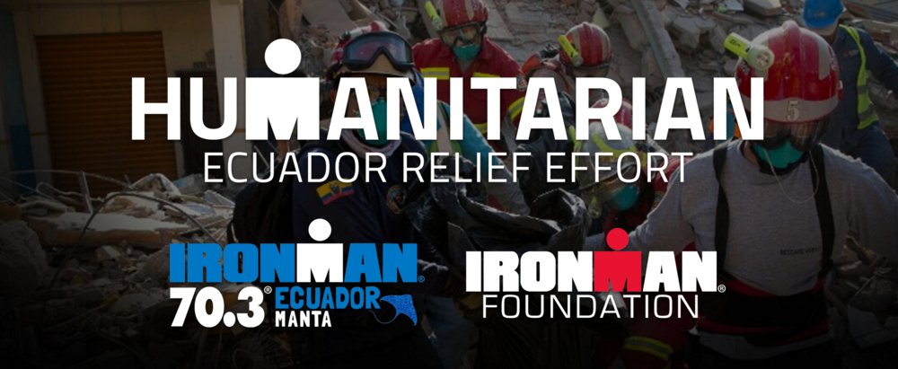If you want to help the Relief Efforts via the Ironman Foundation click here