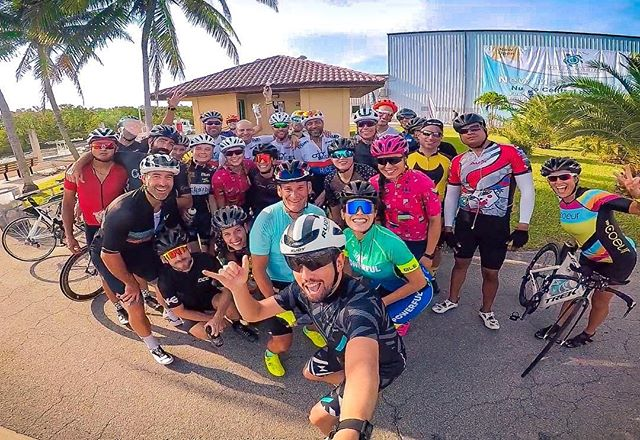 It's been a while since I've done 50 plus miles on the bike. I forgot how fun it can be! Thank you @energyendurancelab for the invite! ************************************ #bike #cycling #training #miami #triathlon #ironman #pandakick #road2ironman #betoworldwide #gopro #gopandago