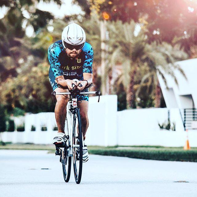 Sometimes I feel Pro. ************************************ #bike #cycling #training #miami #triathlon #ironman #pandakick #road2ironman #betoworldwide