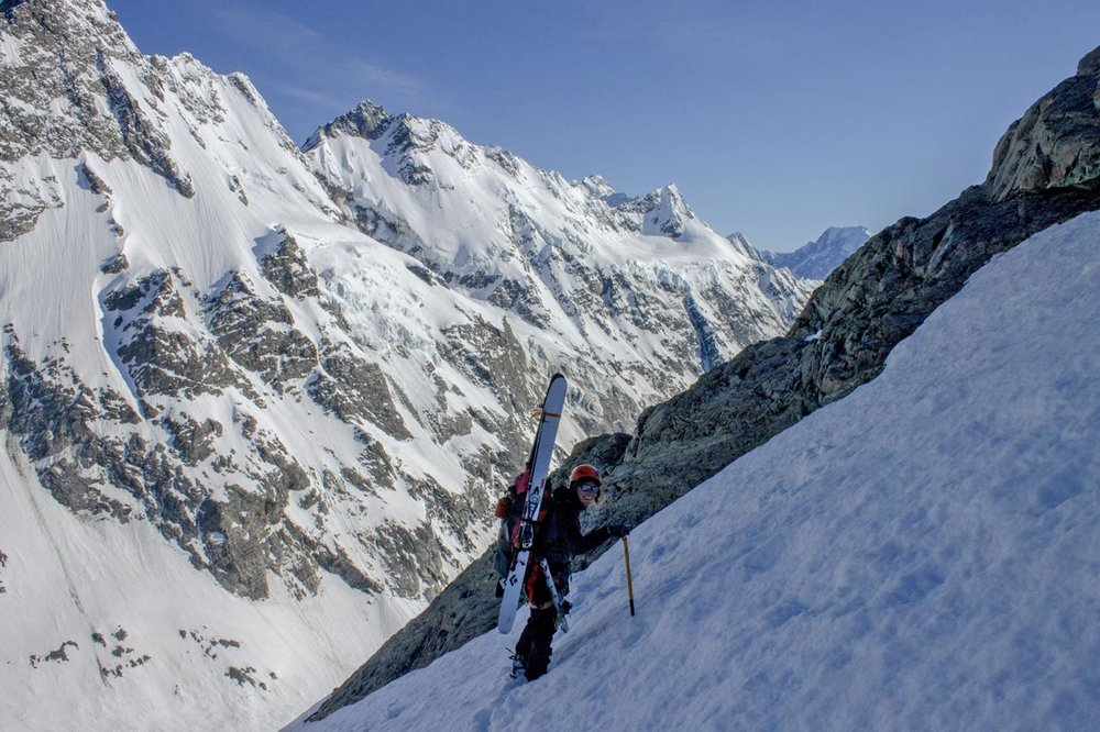 Approaching the crux…