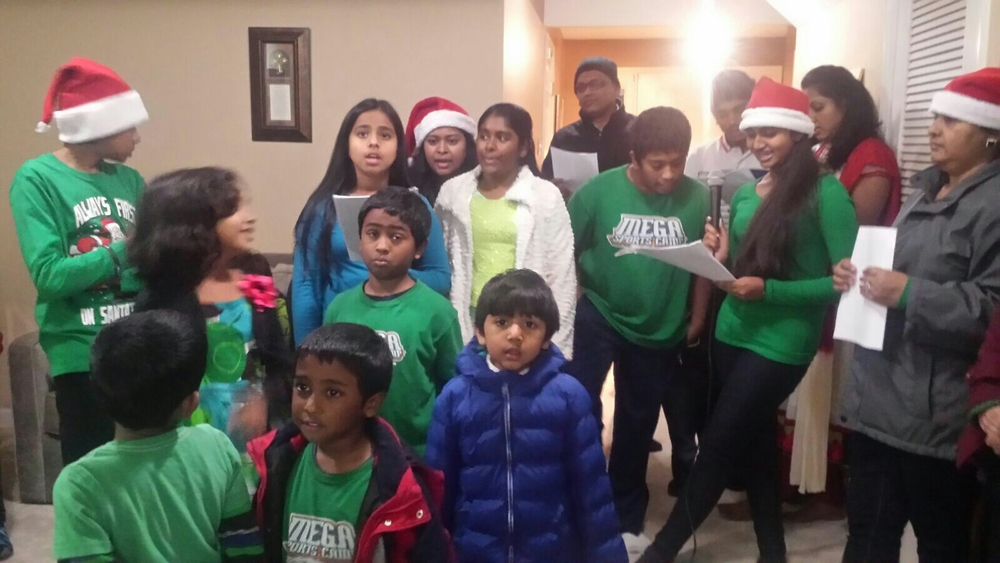 Outreach- Christmas Carols