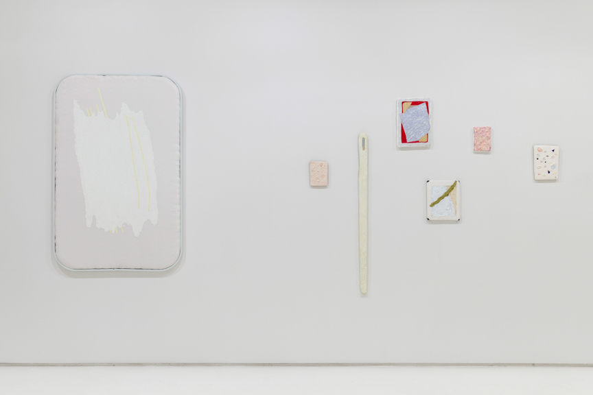 Light Weight (Installation View), From solo show ʻLight Weight' at Mixed Greens (NYC) 2014