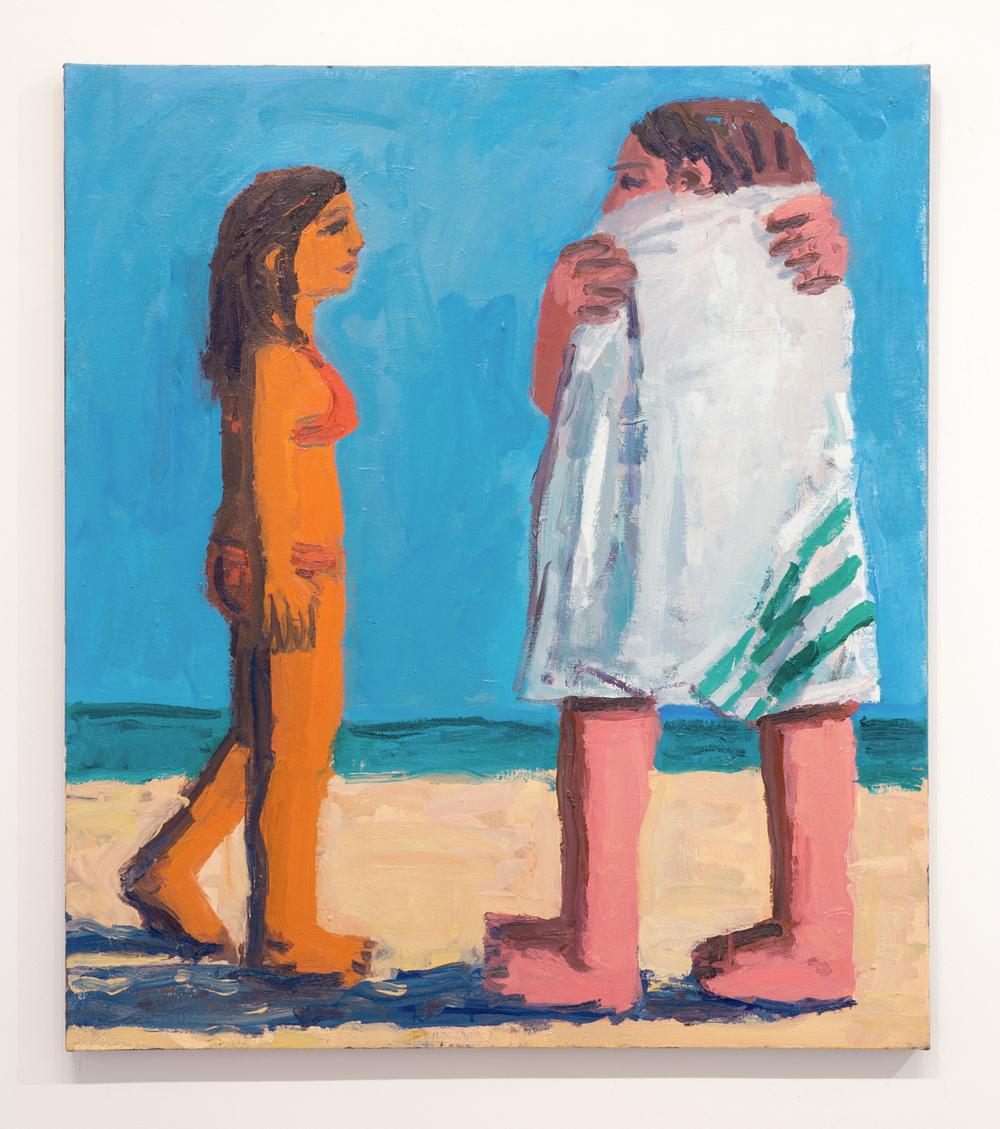 Towel,  2016