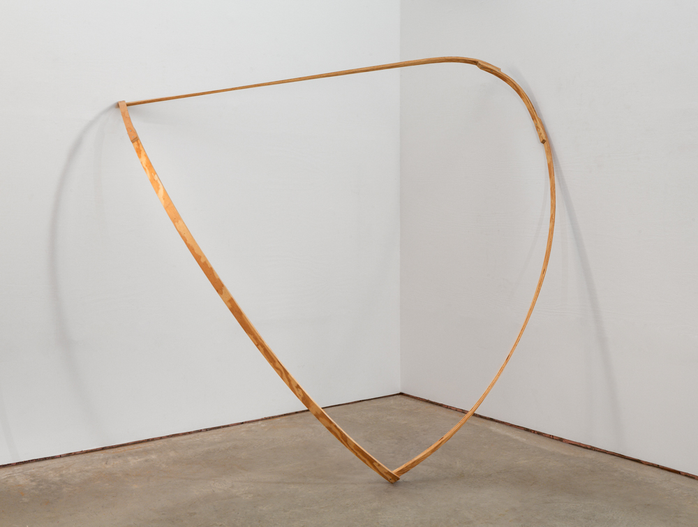 Untitled  2007 Wood 91 x 95 x 56.25 in