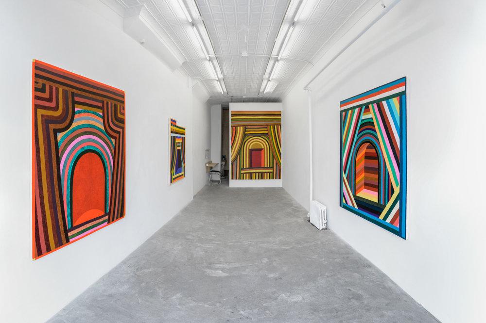 """Hankerings"" at Mulherin, NY, 2016"