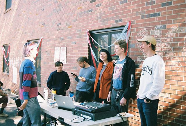 a wholesome throwback to when we DJed at Kappa Alpha Theta last month 🌟💫 pic by @lucyhaggard