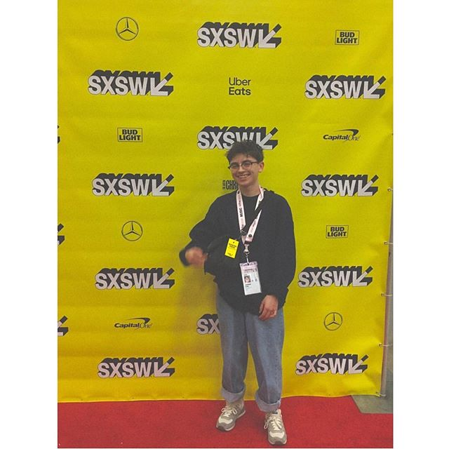 A crew of our student managers will be rocking the red carpet at @sxsw all week! Keep a close eye on our story for a glimpse into all the happenings at the festival! 📸Repost from @american_grandma #sxsw2019