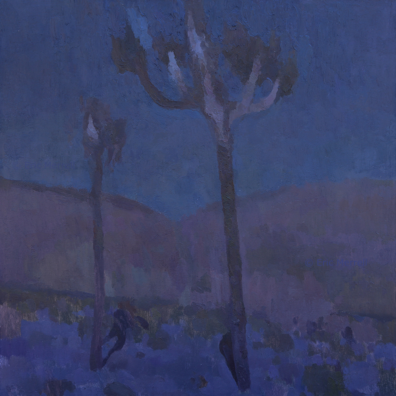 Cobalt Desert