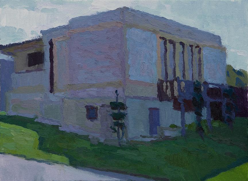 Residence 'A', Barnsdall Park