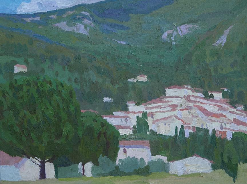 Seillans, Provence