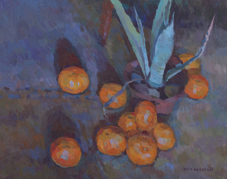 Agave and Oranges