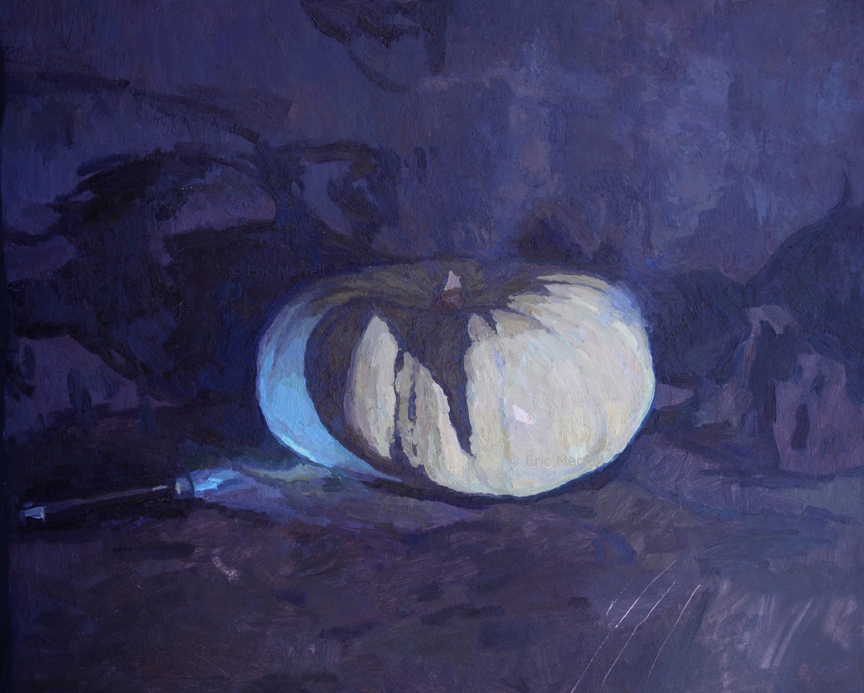 Haunted Pumpkin II