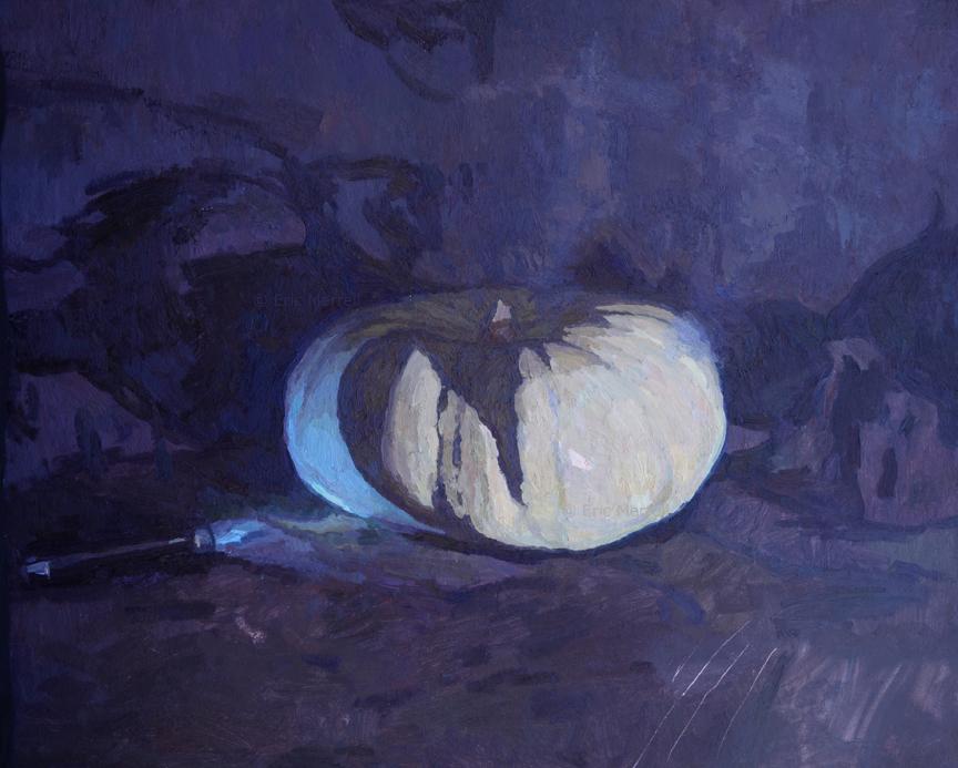 Haunted Pumpkin II
