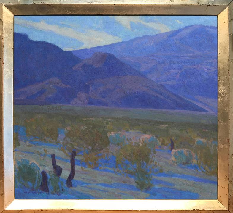Desert Spectrum, 24x26