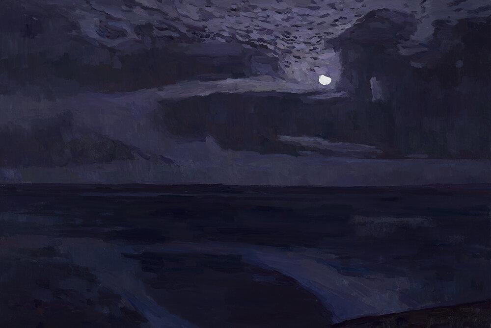 Depths of the Night (The Salton Sea)