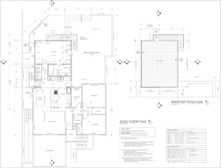 House Construction Project — mark krentz portfolio