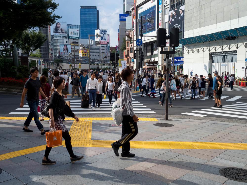 Shibuya Japan OMD 17mm f1.8