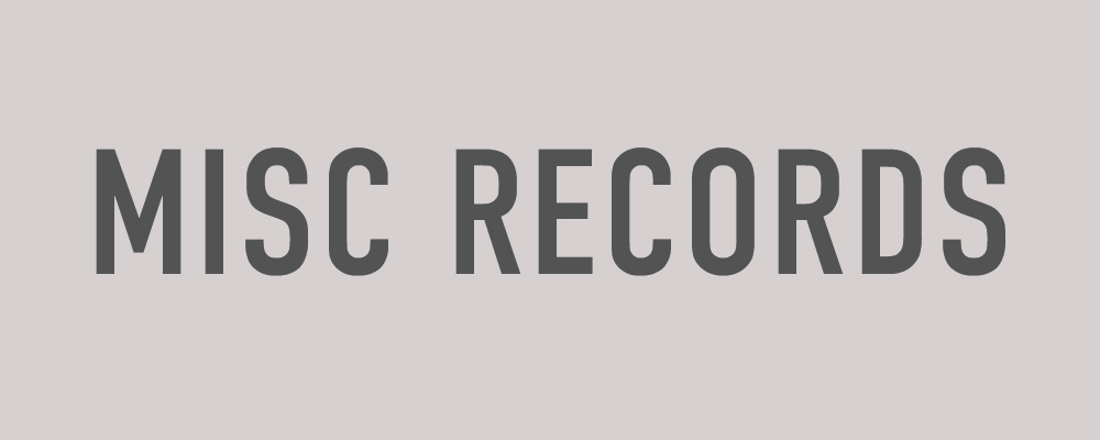 MISC RECORDS