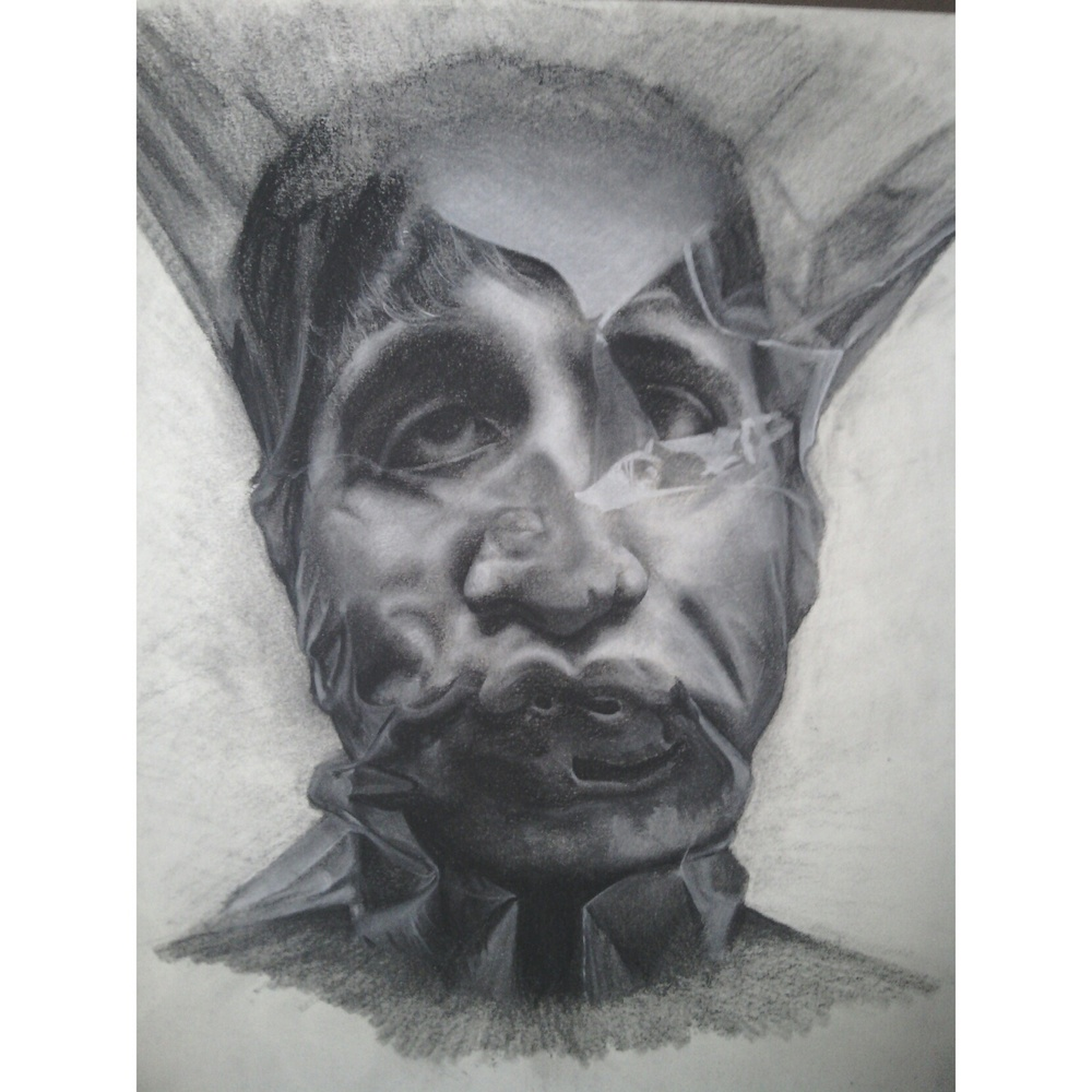 Untitled - Charcoal