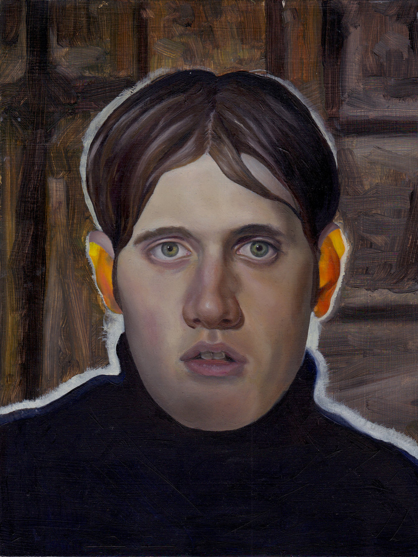 Self Portrait - Oil