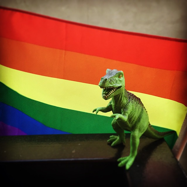 #Theodore would like to #congratulate #humanity in this great #achievement in #humanrights. Back when #dinosaurs ruled the #earth they also had to fight for dinoequality at one point. #Marry whomever you #love, not who #society decides you should.