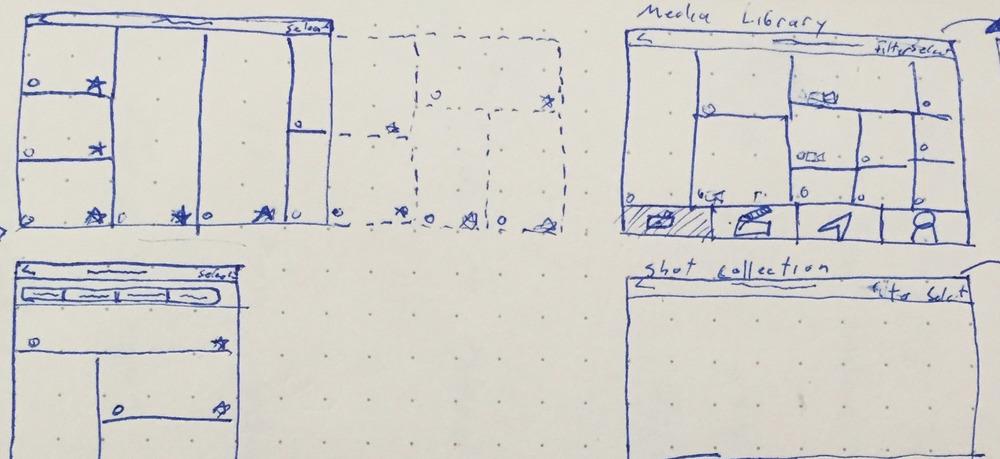 Smart Shot Sample Video Sketch