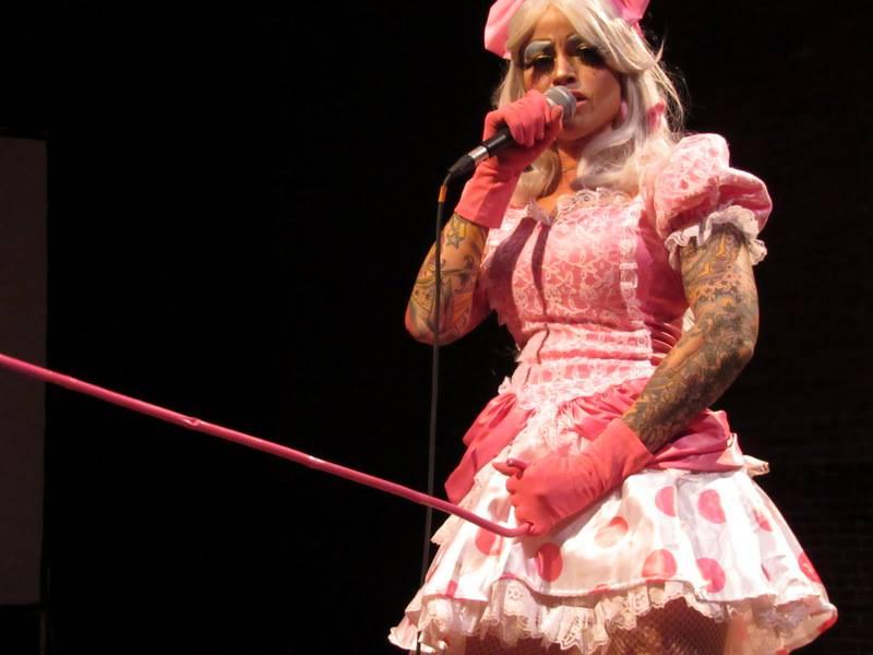 Manly Shade of Pink Karaoke