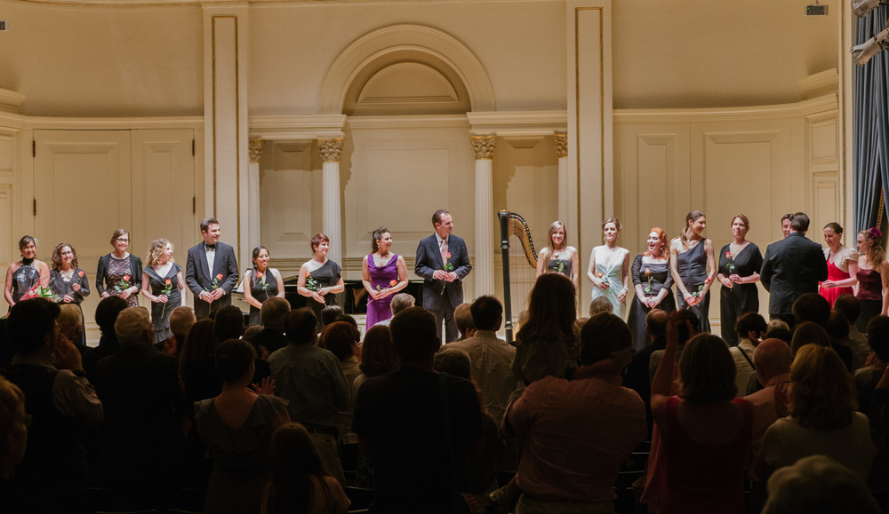 """Grace and Friends"" take a bow at Carnegie Hall"