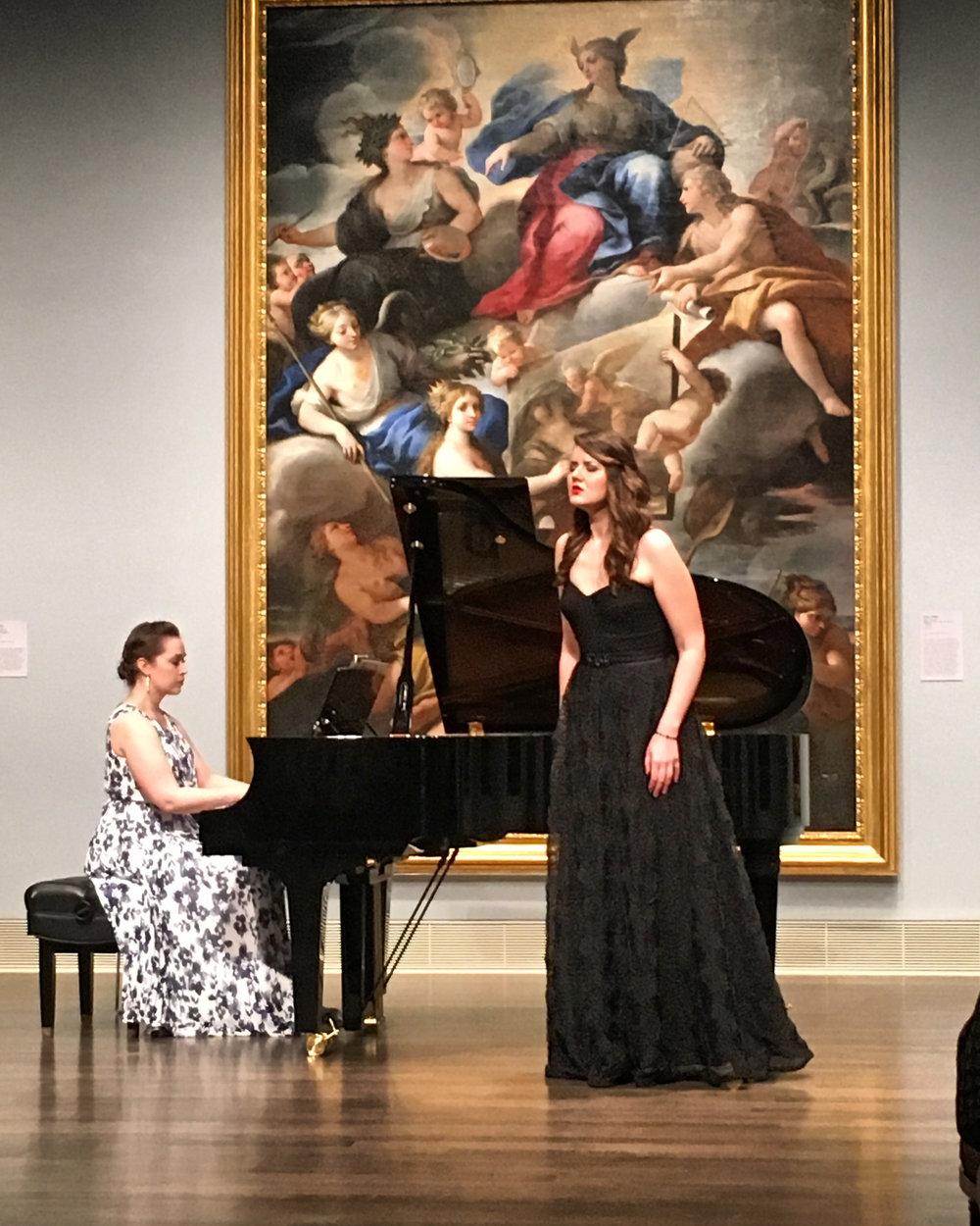 HGO Studio Recital with soprano Yelena Dyachek