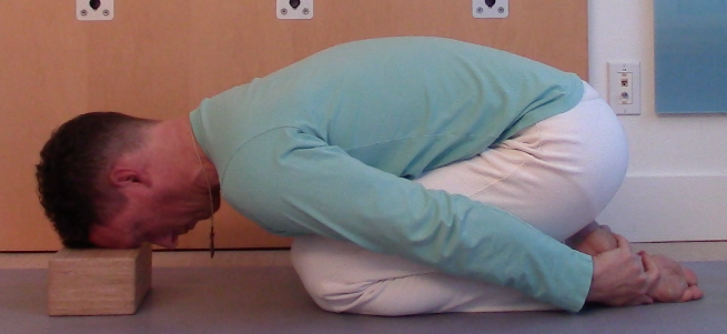 balasana with block 2.png
