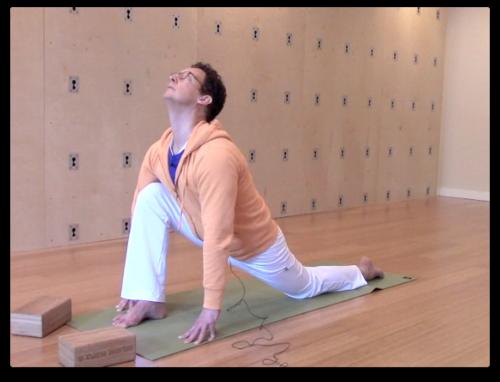 Vanarasana (lunge posture)